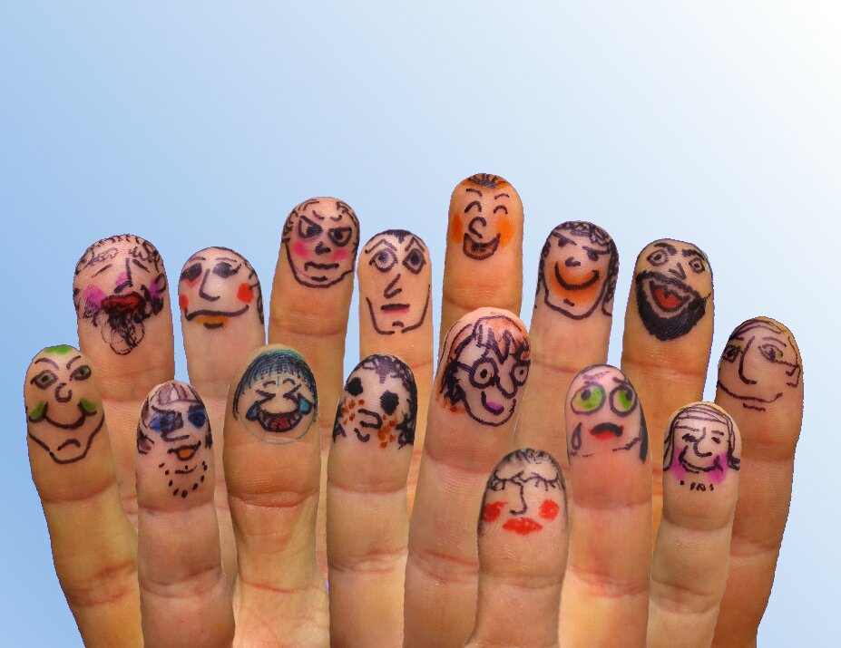 Fingergruppe